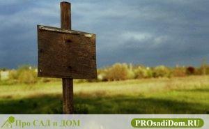 Раздел земельного участка в натуре