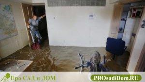 Акт о затопе квартиры образец
