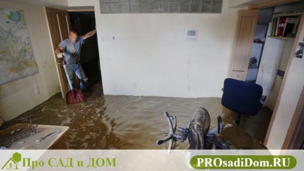 сроки составления акта о затоплении квартиры