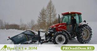 Уборка снега во дворах: нормативы, правила, ответственность